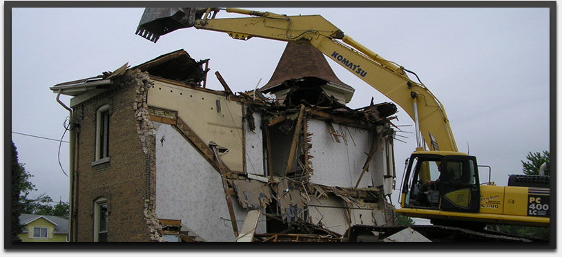Wisconsin Demolition and Recycling Company